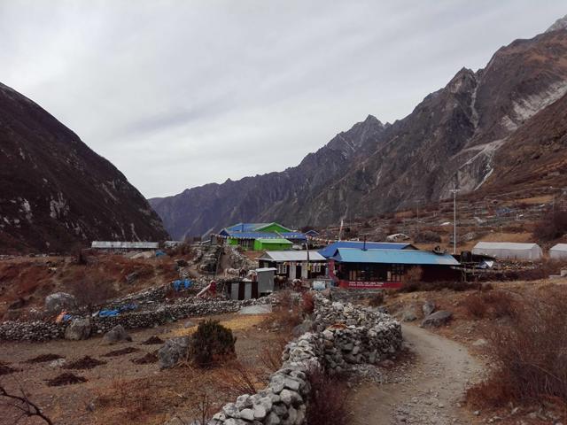 Mandu village