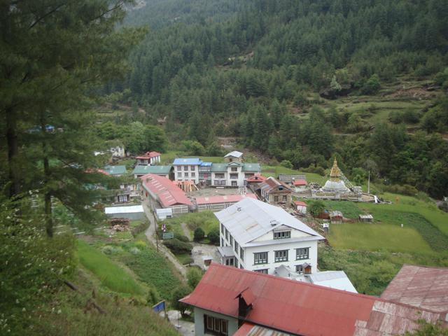 Juni Besi village