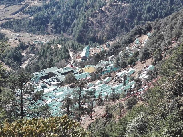 Thupten Chholing Monastery