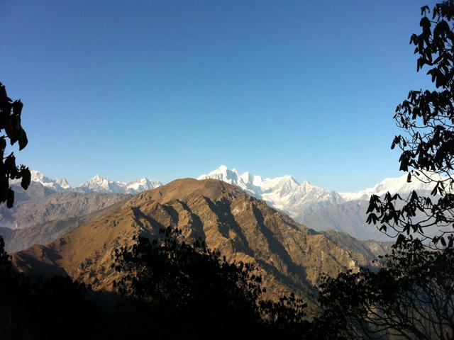 Mt. Jugal Himal