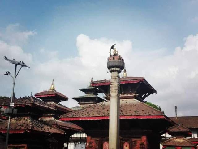 Kathmandu Dharbar Square
