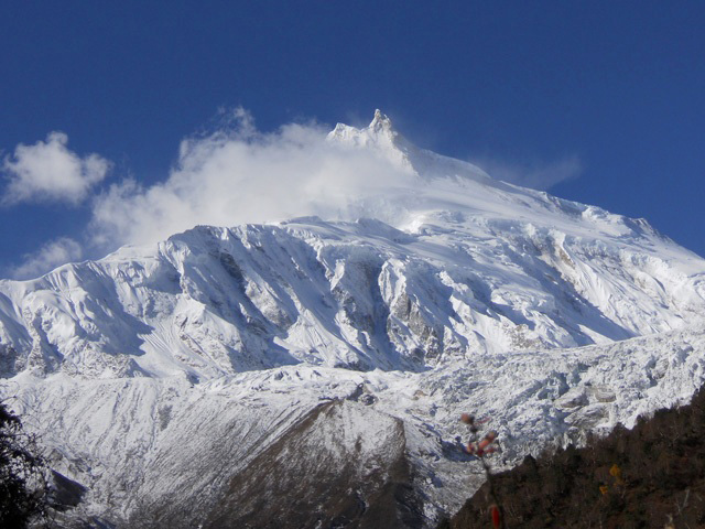 Manaslu I (8163m)
